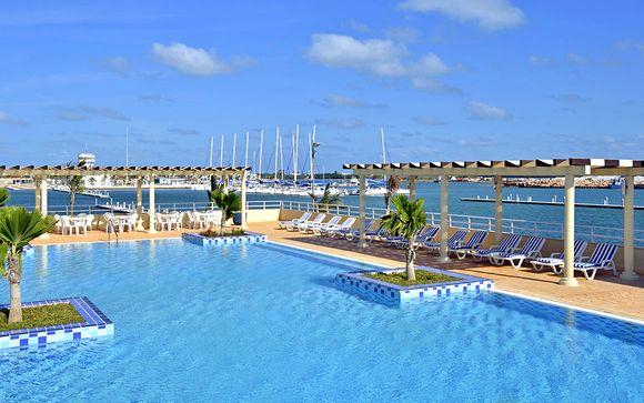 Votre extension à l'hôtel Melia Marina 5*