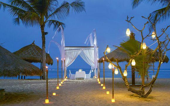 Hôtel Sol Beach House Benoa Bali by Melia Hotel International 5*