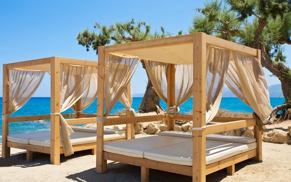 Hôtel Silva beach 4*