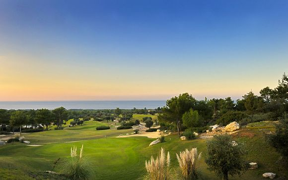 Hôtel Korineum Golf & Beach Resort 5* & excursions
