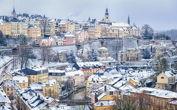 Rendez-vous... à Luxembourg