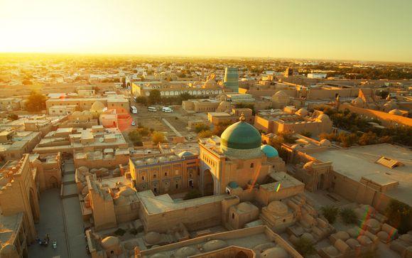 Rendez-vous... en Ouzbékistan