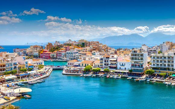 Autotour à la découverte de la Crète 4*