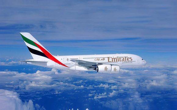 Votre voyage d'exception avec Emirates