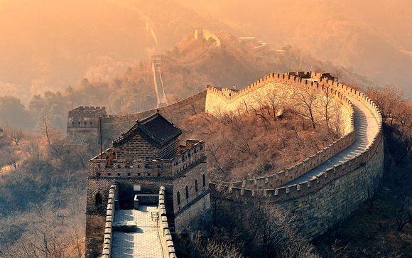 Suivez-nous... en Chine