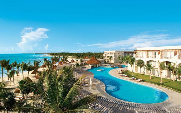 Mexique Tulum - Hôtel Dreams Tulum Resort & Spa 5* à partir de 685,00 €