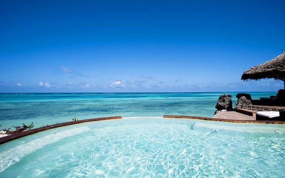 Karafuu Beach Resort & Spa 5* avec extension safari