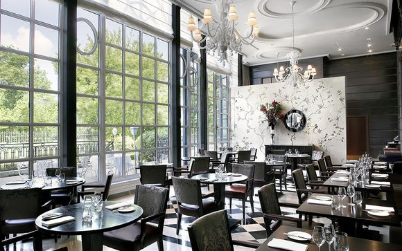 Trianon Palace 4* - Restaurant 1* Gordon Ramsey