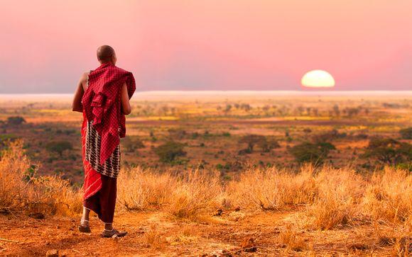 Circuit Safaris et rencontres