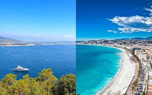Soleil et farniente sur la French Riviera