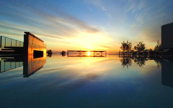 Grèce Agia Anna - Hôtel Thalatta Seaside 4* à partir de 279,00 € (279.00 EUR€)