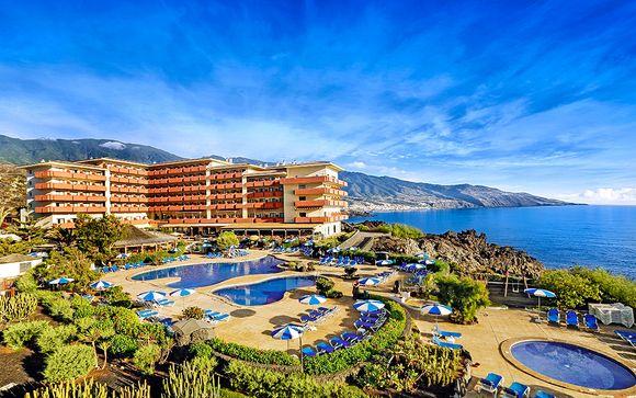 Espagne La Palma - H10 Taburiente Playa 4* à partir de 569,00 €