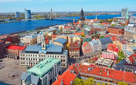 Rendez-vous... dans les pays baltes