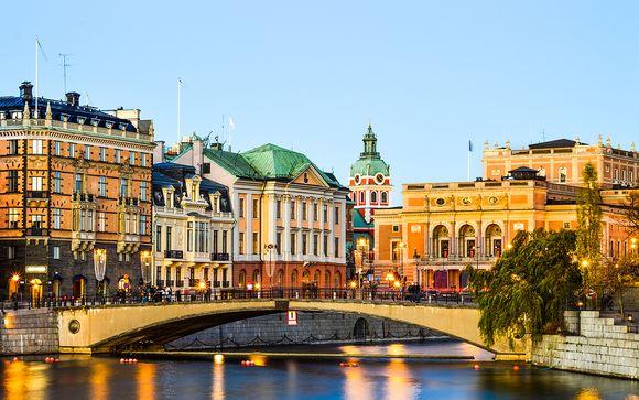 Circuit Authentique en Suède en 8 jours et 7 nuits