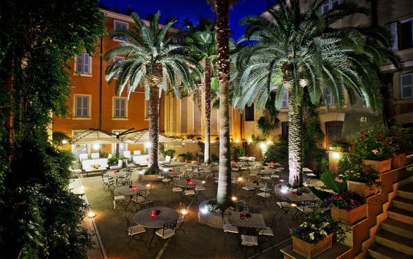 Italie Rome - Hôtel Ponte Sisto 4* à partir de 138,00 €