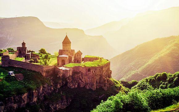Arménie Yerevan - Circuit Arménie Majestueuse  à partir de 205,00 €