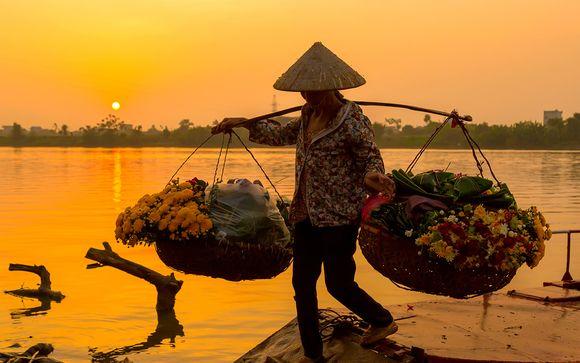 Circuit Charme du Vietnam et du Cambodge, avec ou sans extension