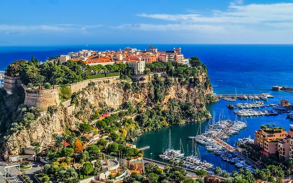 Hôtel Mystère 4* aux portes de Monaco