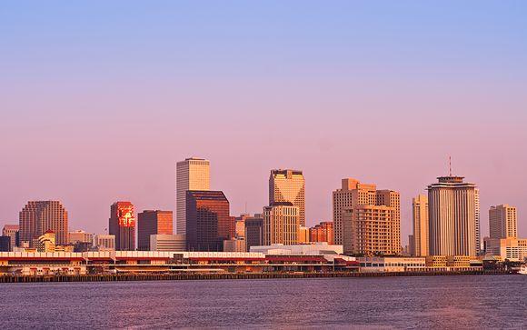 Rendez-vous... en Louisiane puis à New York
