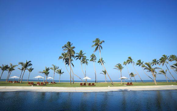 Votre séjour balnéaire à l'hôtel Anantaya Resort & Spa