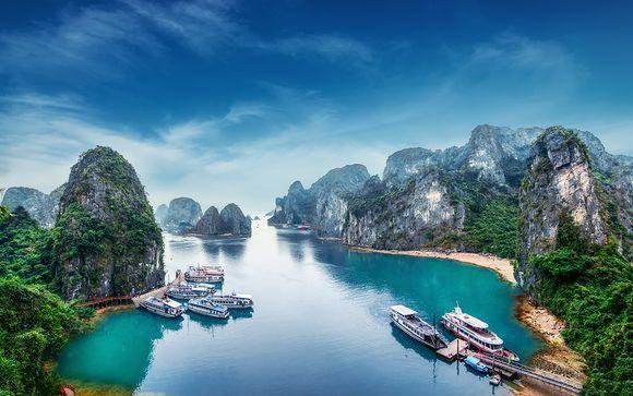 Circuit d'exception Mosaïque du Vietnam en 5*