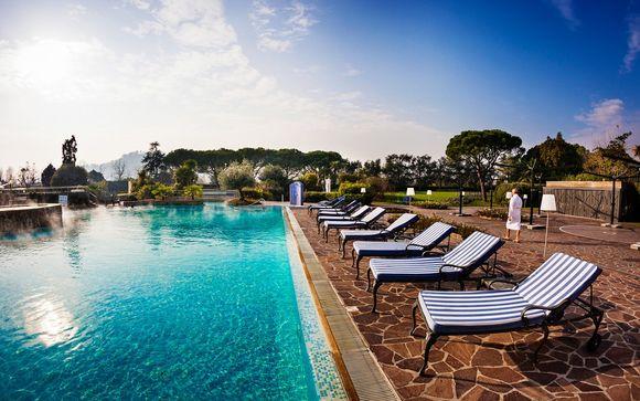 Hôtel Radisson Blu Spa & Golf Resort Majestic 4*