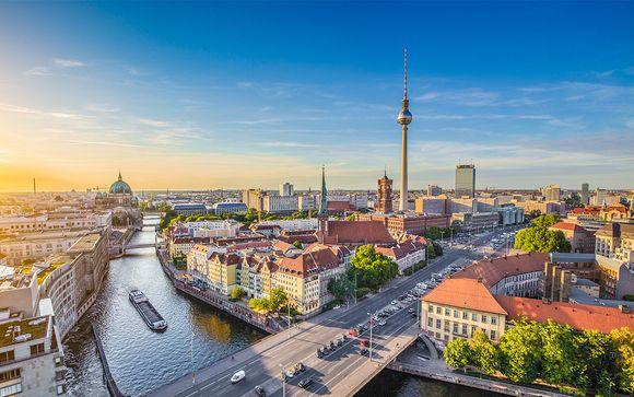 Almodovar Hôtel Berlin Biohotel 4*