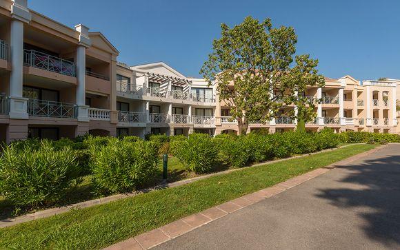Poussez les portes de votre résidence Pierre & Vacances Villa Francia