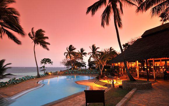 Votre extension à l'hôtel Baobab 4*
