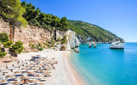 Hôtel Baia dei Faraglioni Beach Resort 5*