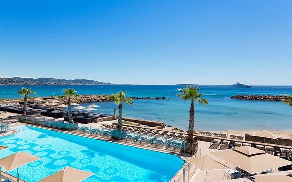 Hôtel Pullman Cannes Mandelieu Royal Casino 4*
