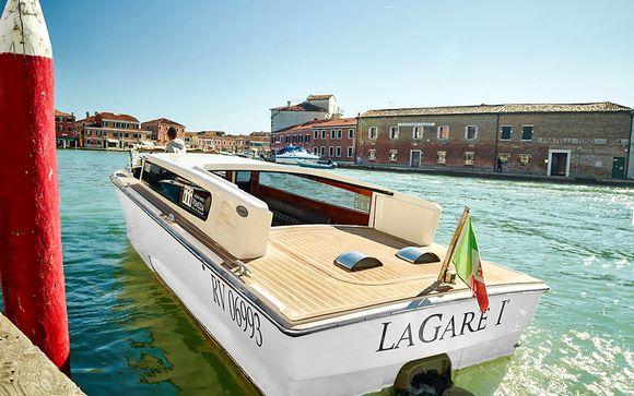 Hôtel LaGare Venezia - MGallery by Sofitel 4*
