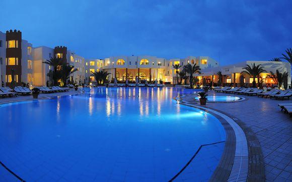 Tunisie Djerba - Hôtel Green Palm Golf & Spa 4* à partir de 81,00 € (81.00 EUR€)