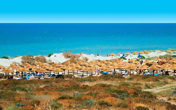 Italie Tenutella - Hotel Sikania Resort & Spa 4*  à partir de 135,00 € (135.00 EUR€)