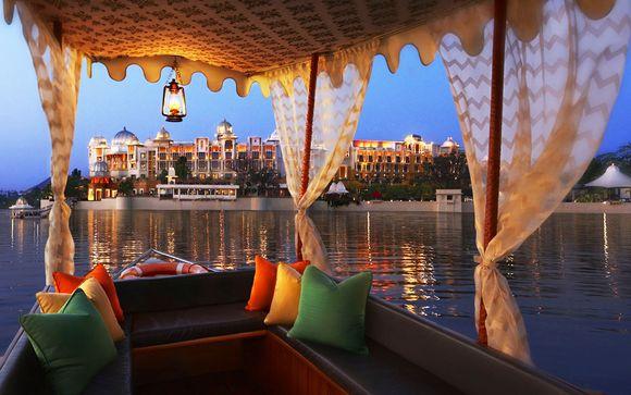 Circuit Les trésors de l'Inde du Nord et Hôtel Leela Palace 5* Luxe
