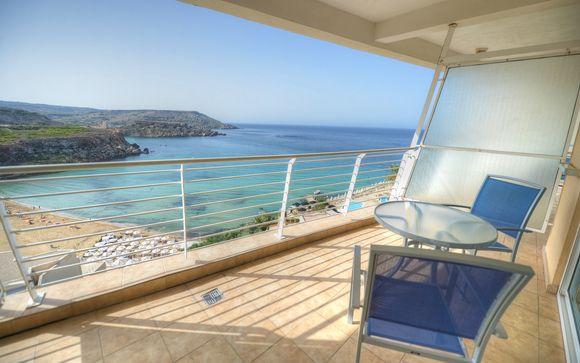Hôtel Radisson Blu Resort & Spa - Malta Golden Sands 5*