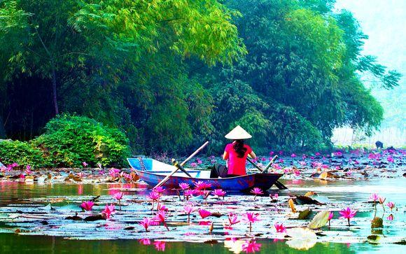 Carte blanche du Nord au Sud... et bien plus Angkor