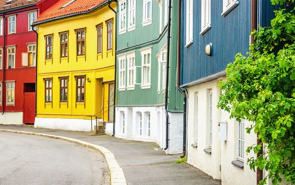 Rendez-vous... à Oslo