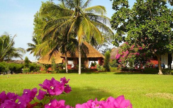 Votre extension à l'hôtel Royam 4*