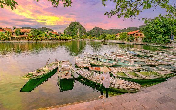 Circuit privatif Douceurs Vietnamiennes et séjour possible à Dubai