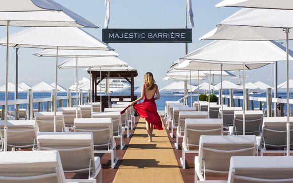 ERREUR Hôtel Barrière Le Majestic Cannes 5*