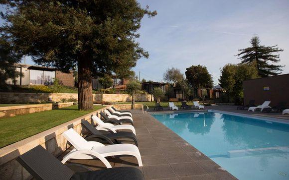 Poussez les portes du Prazer Da Natureza Resort & Spa 4*