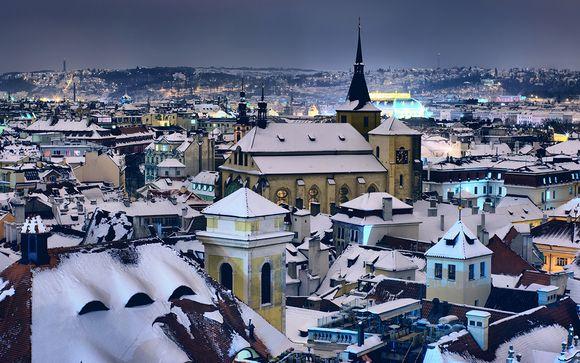City-break dans la capitale tchèque