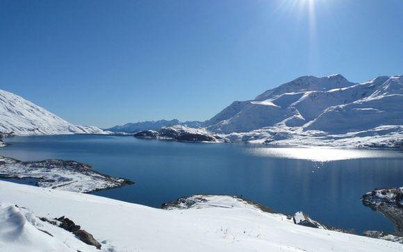 Confort et glisse près des Alpes italiennes