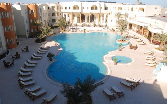 Poussez les portes de l'hôtel Green Palm Golf & Spa 4*