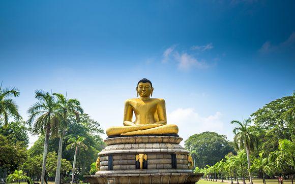 Circuit accompagné les Incontournables du Sri Lanka