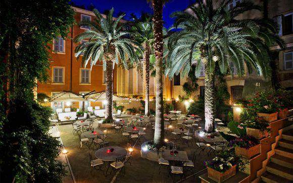Italie Rome - Hôtel Ponte Sisto 4* à partir de 113,00 ?