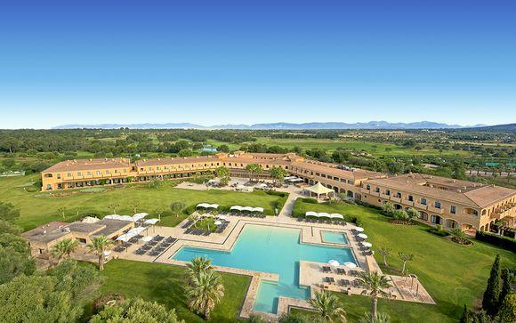 Oasis haut-de-gamme entre golf et Spa