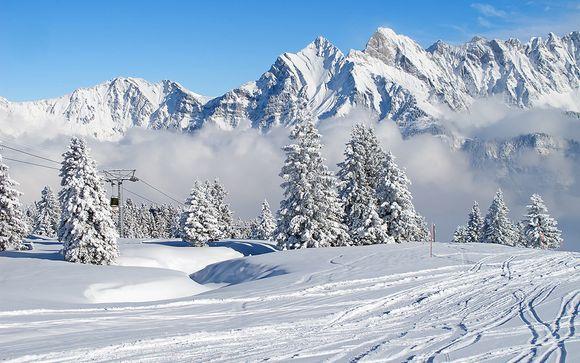 Ski et détente en famille