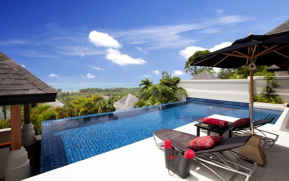 The Pavilions Phuket 5* avec Emirates